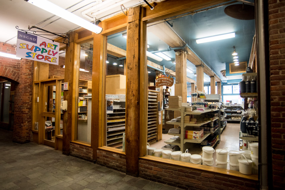 NSCAD Art and Supply Store
