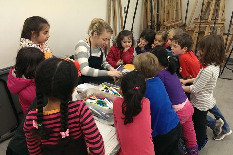 March break camp NSCAD