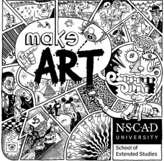 NSCAD art camps