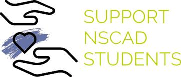 Donate Button: Support NSCAD Students