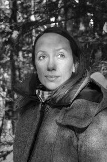 Headshot of April Mandrona